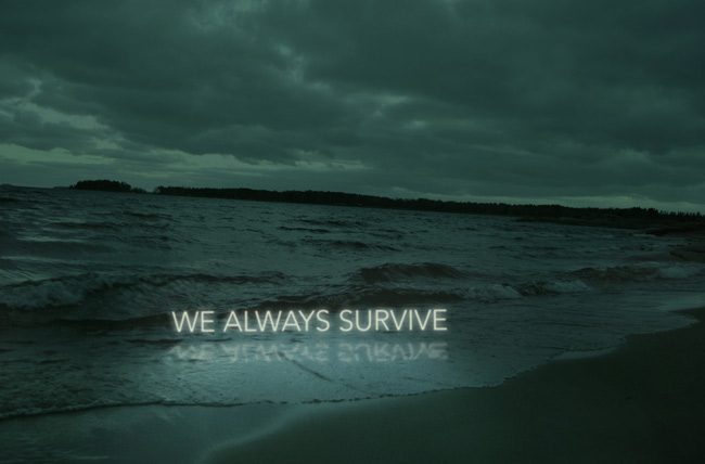 We always survive
